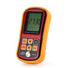 цена на 1.2~225mm GM100 Digital Ultrasonic Thickness Gauge Meter Steel Sound Velocity Meter Measuring Instrument Tool NEW Dropshipping