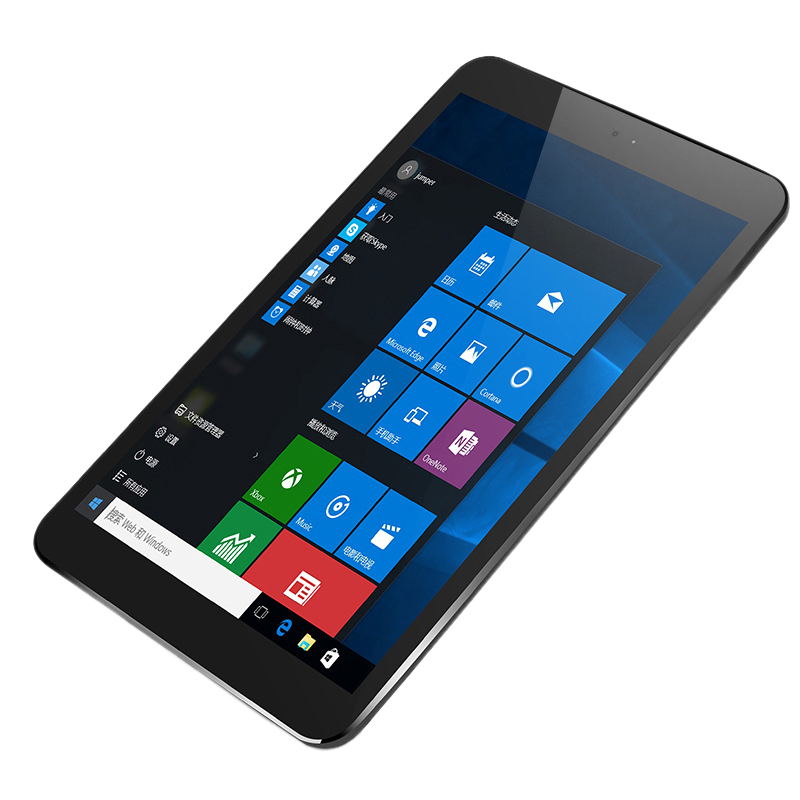 8 Inch Dual Band WiFi Tablet Atom Z8300 Quad Core 2GB RAM 32GB ROM Windows 10 Tablet Built-In 4000MAh Battery EU Plug