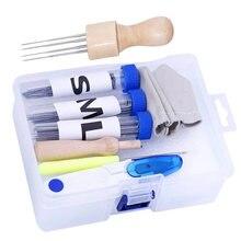 Набор игл для войлока lmdz 72 шт игла пенопласта клей карандаш