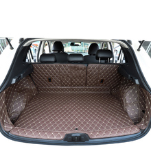 Lsrtw2017 Leather Car Trunk Mat Cargo Liner for Nissan Qashqai Rogue Sport 2020 2019 2018 2017 2016 2015 2014 2013 2012 2011 lsrtw2017 leather car trunk mar cargo liner for mitsubishi outlander sport asx rvr 2011 2012 2013 2014 2015 2016 2017 2018 2019