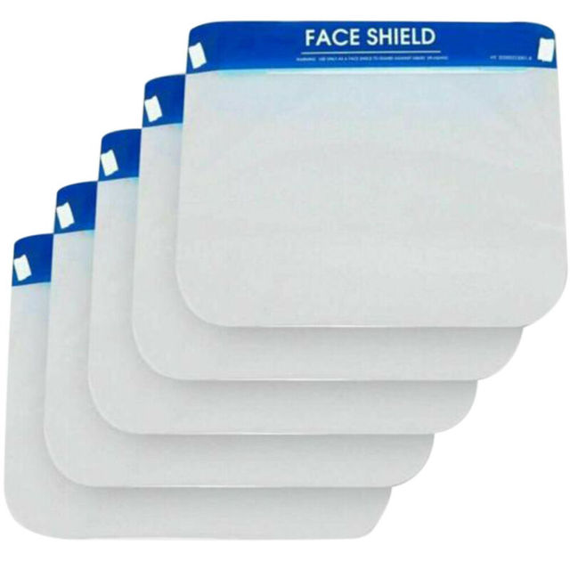 In stock now Protection Hat Anti Saliva Clear Hat Full Face Shield Full Face Isolation 5