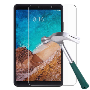 Tempered Glass Screen Protector for Xiaomi Mi Pad 4 8.0 9H Hardness Scratch Proof Screen Glass Film for Xiaomi MiPad 4 Plus 10.1(China)