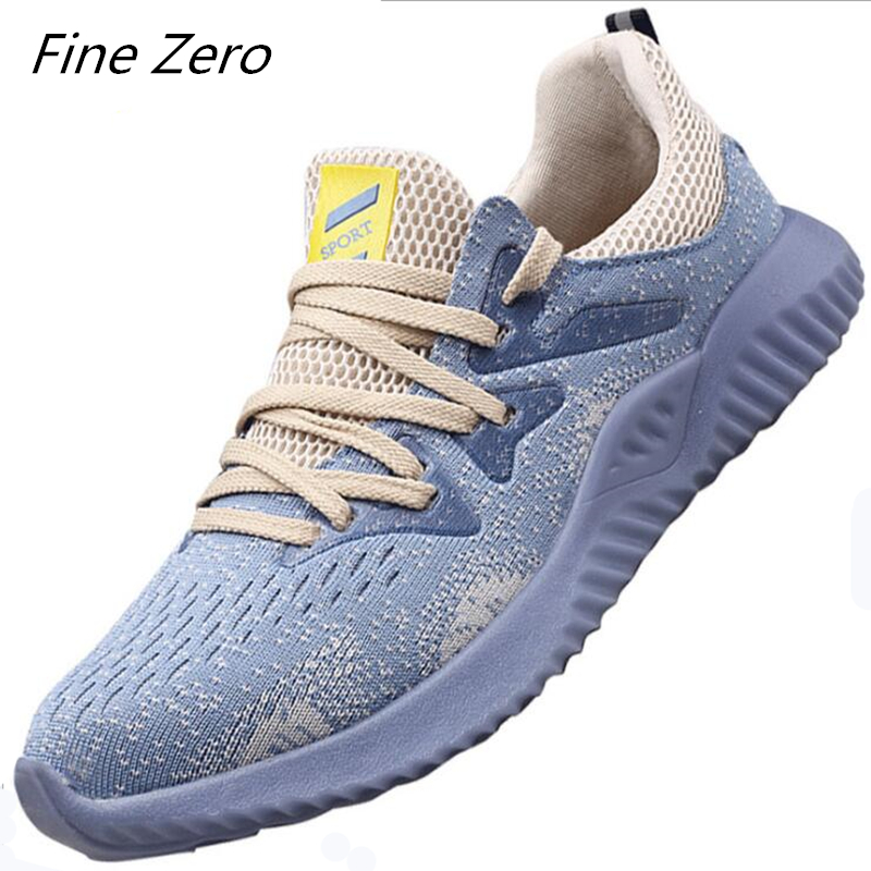 Summer Autumn Men's Breath Steel Toe Cap Safety Shoes Men Outdoor Anti-slip Steel Puncture Proof Construction Boots Work Shoes
