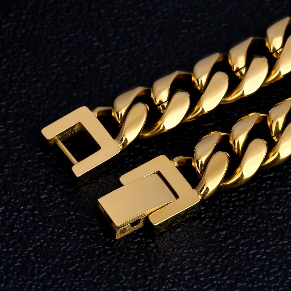 Jerbro 33 Pies de Acero Inoxidable DIY Link Cadena Cadena Eslabones Collar con 20 cierres de mosquet/ón y 30 anillos de salto para joyas Manualidades Fabricaci/ón 1,5 mm