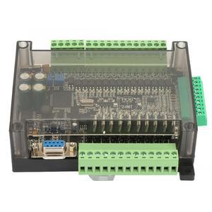 Image 5 - PLC programmable logic controller FX3U 24MT PLC industrial control board 6 Analog Input 32bit MCU 14 Input 10 Transistor Output