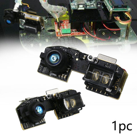Professional Black 3D Component Vision Sensor Module Easy Install Drone Metal Durable Accessories Forward View For DJI Spark Lahore