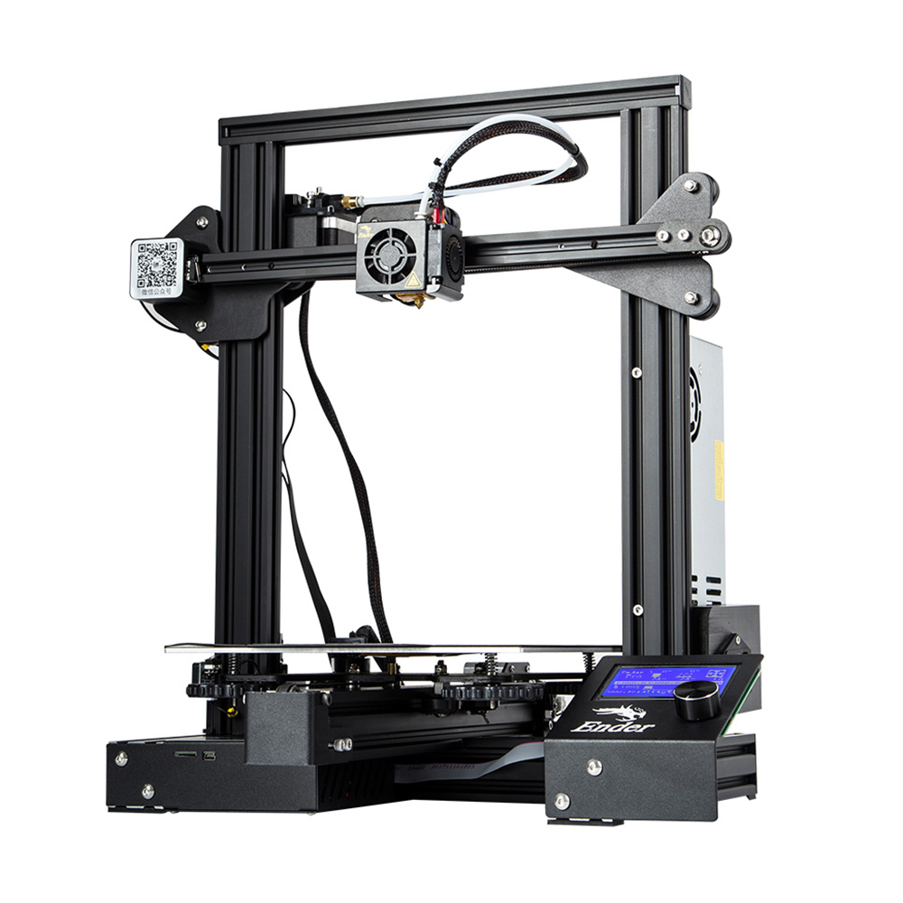 CREALITY Ender-3 PRO 3D Printer with Resume Power Supply for High Quality Printing 3