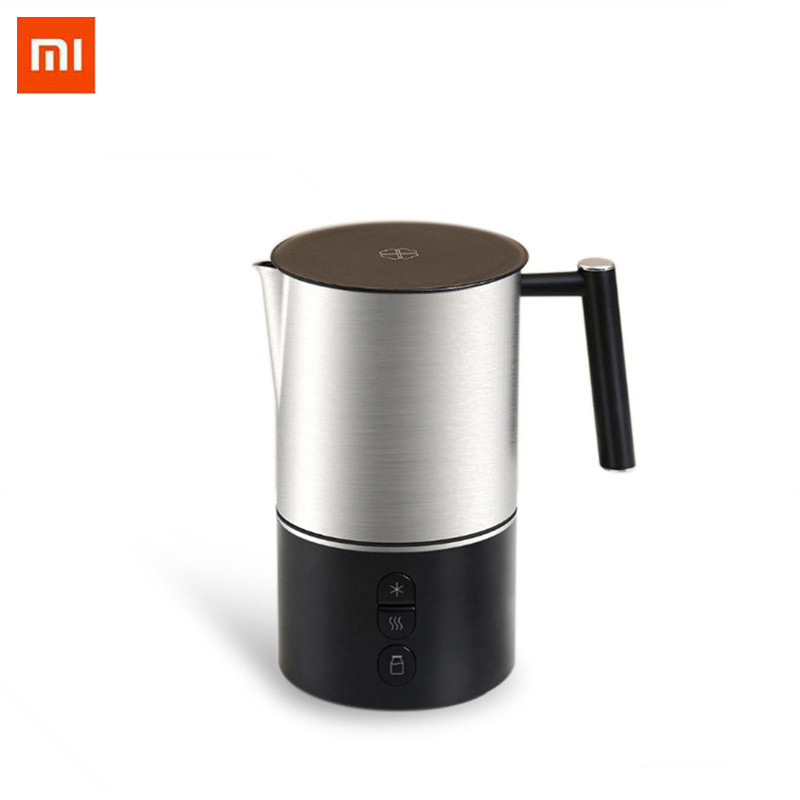 Steamer Jugs-Machine Shaker Stainless-Maker Scishare Electric Xiaomi Automatic For Coffee