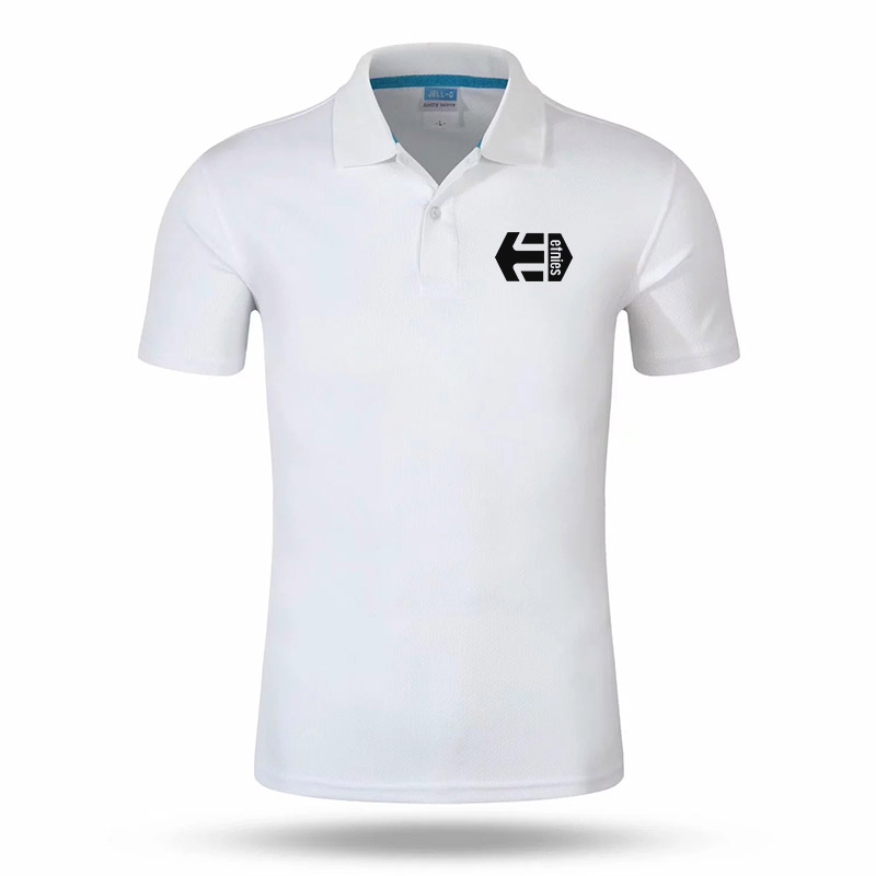 2019 Brand New Etnies POLO Summer Quick Dry Breathable Shirt High Quality Brand Mark Polo Shirt Outdoor Sports Men's Fashion #19