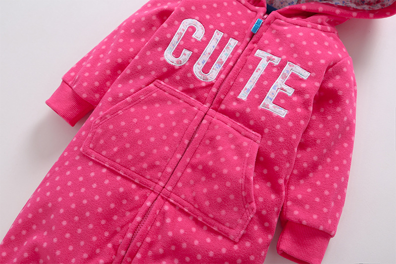 H430cee9e6cd040baab6fab8763f56266V 2019 Fall Winter Warm Infant Baby Rompers Coral Fleece Animal Overall Baby Boy Gril Halloween Xmas Costume Clothes Baby jumpsuit