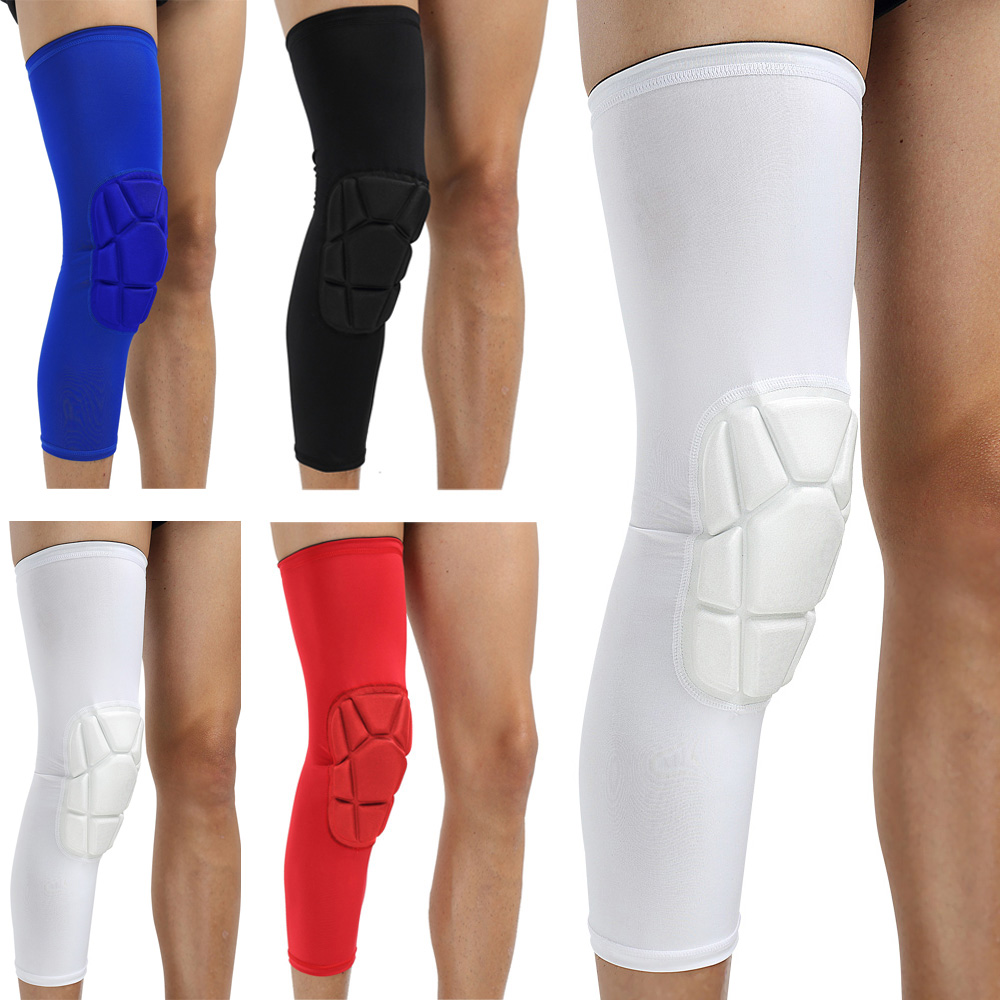 Sports Protection Knee Anti-collision Support Pads Supports Running Basketball