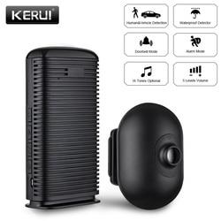 CORINA Wireless Home Alarm Waterdicht PIR Motion Sensor Detector Alarmsysteem Oprit Garage inbreker Sensor Alarm