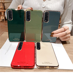 For Cover OPPO Find X2 Case Realme X50 TPU Candy Back Cover For Realme X2 X50 Pro OPPO A5 A9 2020 A91 Reno 2 Z F Find X2 Fundas