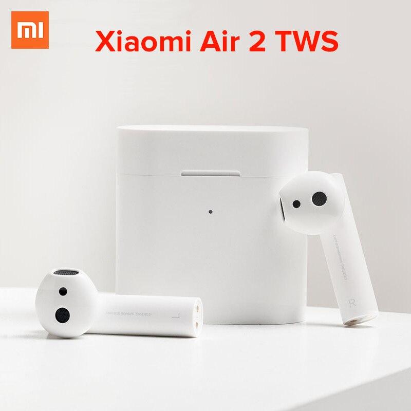 Xiaomi Airdots pro 2 Air 2 auriculares TWS inalámbricos Bluetooth 5,0 ENC reducción de ruido soporte batería larga auriculares 2019 nuevo portátil de EVA duro Estuche de transporte para JBL Charge3 cargo 3 inalámbrico Bluetooth altavoz cubierta/bolsa de almacenamiento (con cinturón)
