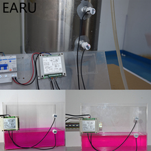 AC100V-220V уровня жидкости, масла, воды, умный детектор Бесконтактный сенсор модуль автоматического управления Лер DIY инструмент для насоса