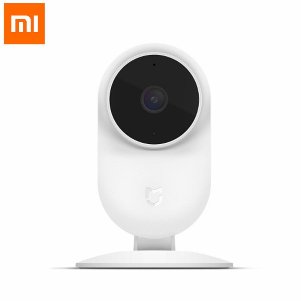 Xiaomi Mijia SXJ02ZM 1080P FHD Smart IP Camera WiFi 130 Degree FOV Partition AI Detection 10m Infrared Night Vision Mini Camera