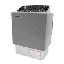 6KW 220 V/380 V сухая пар, спа Электрический мини нагреватель для сауны