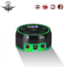 Professional Tattoo Power Supply Aurora 2 Tattoo Power Source Touch Screen Upgrade Digital LCD New Mini LED Touch Pad For Tattoo