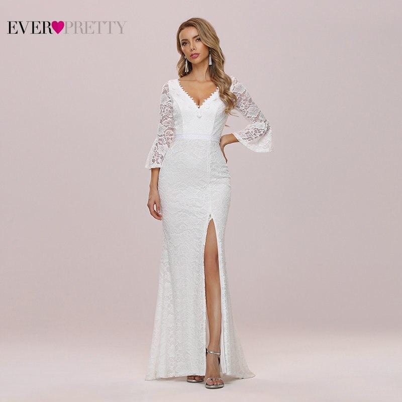 Купить белое платье с кружевами платья для выпускного вечера детского