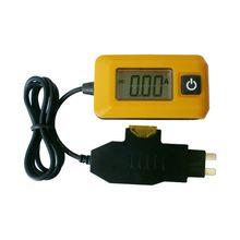 1 Pc Automotive Tester Atual Amperímetro de Fusíveis Do Veículo Detector de Vazamento de Resistência do Fio