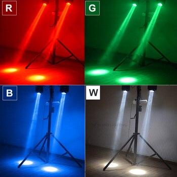 60w RGBW 4w1 Led światło Wiązki DMX512 Wyświetlacz Led Reflektor Z Ruchomą Głowicą Profesjonalny DJ Bar Party Show światło Sceniczne Led Etap Maszyna