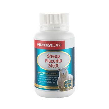 NewZealand Nutra Life SHEEP PLACENTA  4
