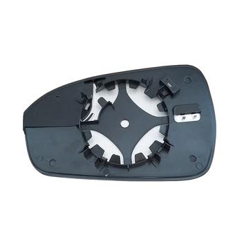 Auto lewego prawego strona podgrzewany skrzydło lusterko wsteczne szkło dla Ford Fusion 2013 2014 2015 2016 2017 2018 2019 2020 dla USA wersja tanie i dobre opinie MLMC CN (pochodzenie) 1inch DS73-17T675-A B DS7317T675A DS7Z-17K707-F DS7Z17K707F Lustro i pokrowce Heated 0 4kg