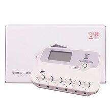 6 채널 Hwato SDZ III 저주파 전기 자극 마사지 110 240V English Manual SDZ III