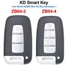 KEYDIY ZB04 3 ZB04 4 KD Từ Xa Thông Minh Chìa Khóa Đa Năng KD Xe Ô Tô Tự Động Khóa Fob Dành Cho KD X2 Chìa Khóa Máy Phát Điện, ZB04 Phù Hợp Nhiều Năm 2000 Mô Hình