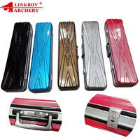 Linkboy Archery Recurve Bow Password Case Takedown Hunting Bow Box Recurve Bow Password Bag Bow and Arrow Longbow Hunting