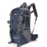 Borsa da alpinismo all'aperto zaino da uomo zaino da uomo zaino da donna borsa da viaggio antispruzzo di grande capacità 40L