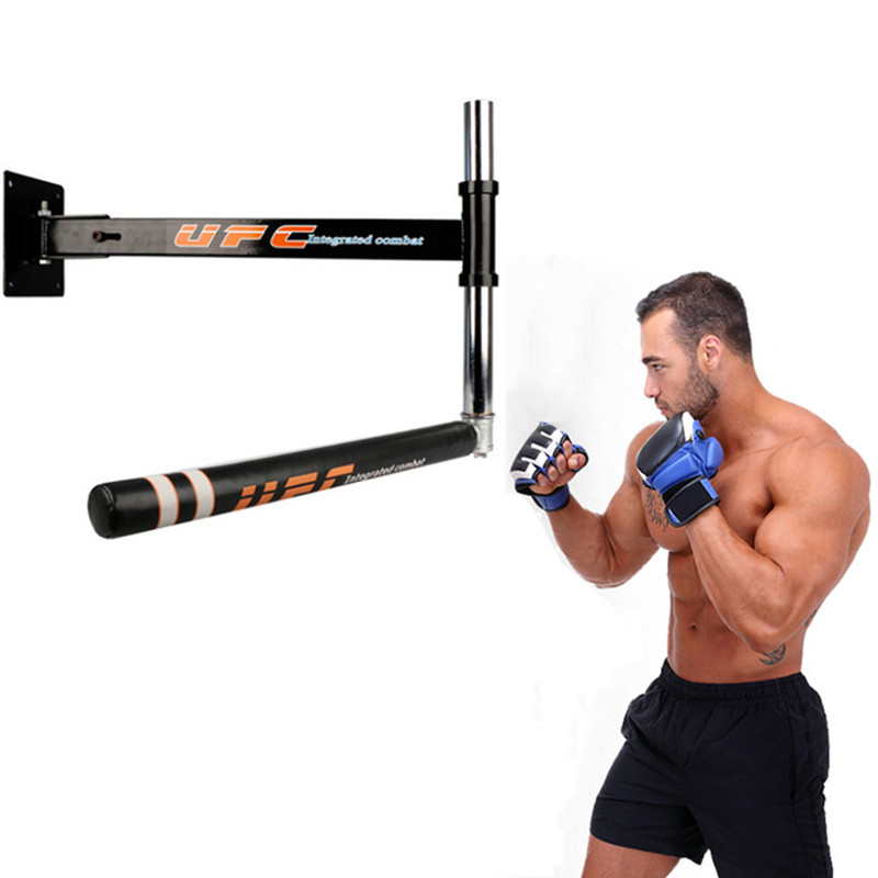 Boxing Bar Training Partner Wall Punch Unit MMA Spin Bar Reflex Speed Trainer