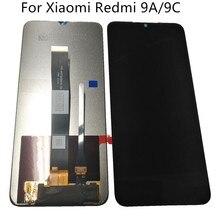 Pour Xiaomi Redmi 9A /Redmi 9C écran LCD + écran tactile numériseur assemblée affichage pour Xiaomi Redmi 9A affichage pièces de rechange