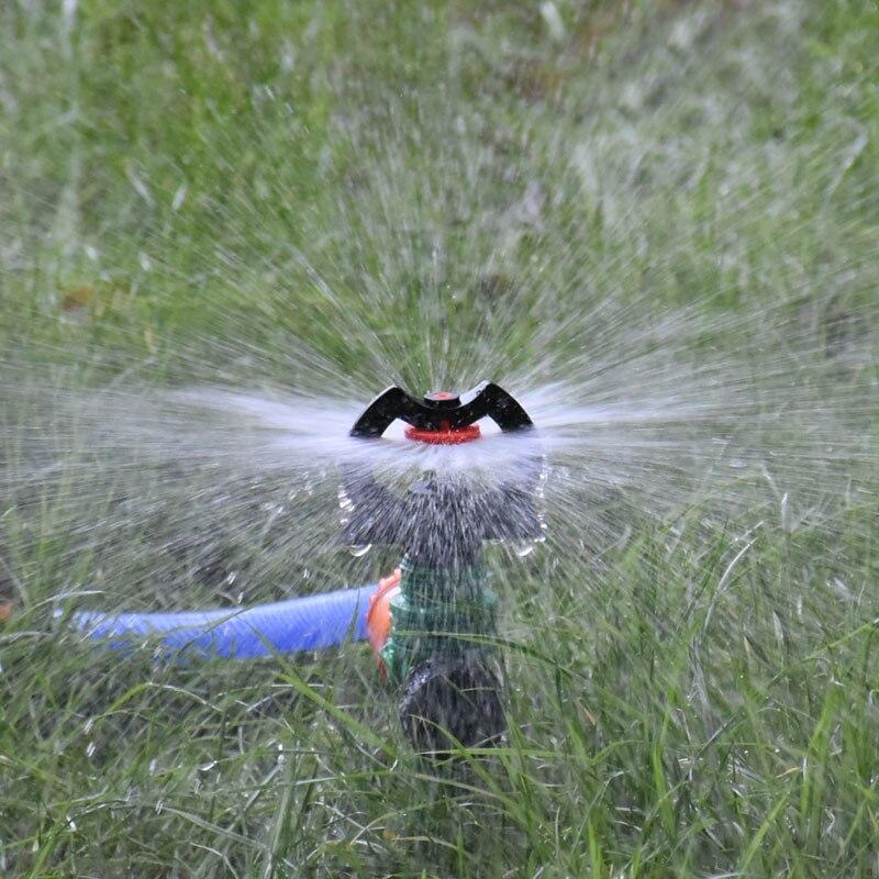 Male 1/2 3/4 Refraction Mist Sprinkler Misting Sprinkler Nozzles With Thread Connector Lawn Watering Sprinklers 1pcs