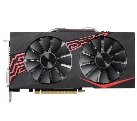 Asus GTX1060- 6G game graphics image