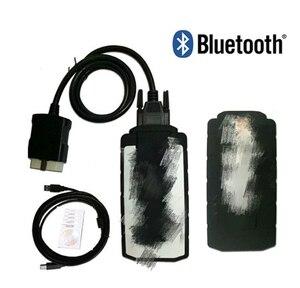Image 2 - 2020 Nieuwste V5.008 R2 Wow Vd Ds150e Cdp Met Bluetooth Voor Delphis Auto S Vrachtwagens Obd2 Diagnose Scanner Tool + Auto truck Kabels