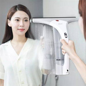 Image 4 - Original Xiaomi Lofans Wireless Hand held Glass Cleaner Spray Rub Scrape 3 in 1 Cordless Rechargeable 1500PA Suction Cleaner