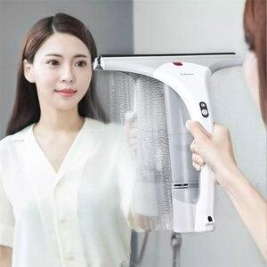 Image 4 - オリジナル Xiaomi Lofans ワイヤレスハンドヘルドガラスクリーナースプレー摩擦こすり 3 1 コードレス充電式 1500PA で吸引クリーナー