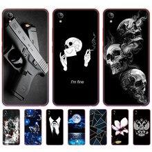 Capa de silicone para vivo y91c 6.22 polegada caso tpu macio telefone protetor volta y91 c vivoy91c escudo pára-choques