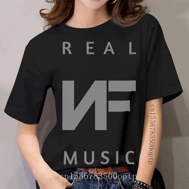 NF REAL MUSIC Women t-shirt 1