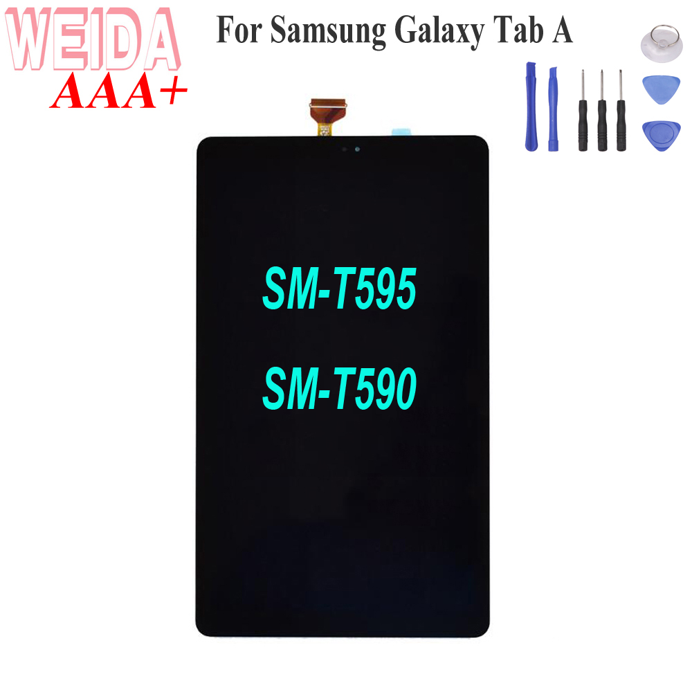 t590 t595 SM-T595 SM-T590 display lcd painel