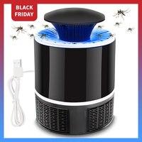 Meijuner, Москитная лампа, USB, электрическая, без шума, без излучения, насекомые, Убийца мух, ловушка, лампа, противомоскитная лампа для дома, B021