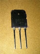 20pcs/lot 2SB817 & 2SD1047 TO-3P (x B817 + x D1047) In Stock