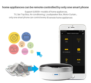 Image 2 - Tuya Smart Home Automation Universal IR Remote Control WiFi + Infrared Controller Switch Google Home Alexa Siri Voice Control