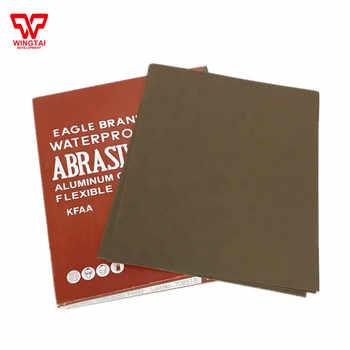 120~2000grit Japan origin KOVAX/EAGLE Fine Grit Sandpaper Aluminum Oxide Waterproof Abrasive Paper - Category 🛒 All Category