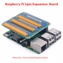 цена на Aokin Raspberry Pi Gpio Expansion Board for Raspberry Pi 2 3 B B+ With Screws