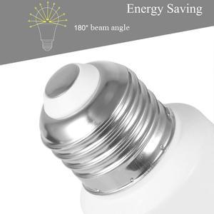 Image 5 - Bombillas LED E27 E26, 150W equivalentes a 17W, lámpara rosca Edison, Blanco cálido/frío, 6000K, superbrillante, 1600Lm, ahorro de energía, 4 paquetes