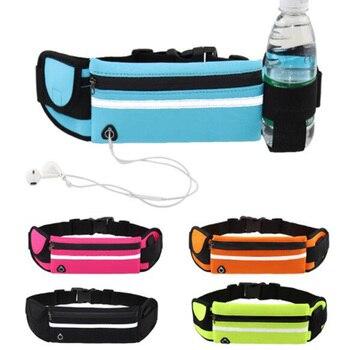 Перейти на Алиэкспресс и купить Поясной ремень сумка чехол для телефона Бег водонепроницаемый сумка для Ulefone Броня 3 Вт 3WT 5S 6E 6S Флип X3 X5 Note 7 7P P6000 Plus S11