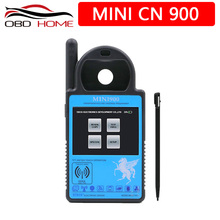 2020 Best ND900 mini Transponder Key Programmer Mini ND 900 as CN900 MINI for 4C/ 4D/ 46/ 48 Chips OBD2 auto Key Programmer