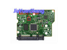 Seagate desktop placa de disco rígido número 100687658 rev c, 100687658 rev b, 100687658 rev a/1332